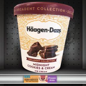 Häagen-Dazs Decadent Collection: Midnight Cookies & Cream