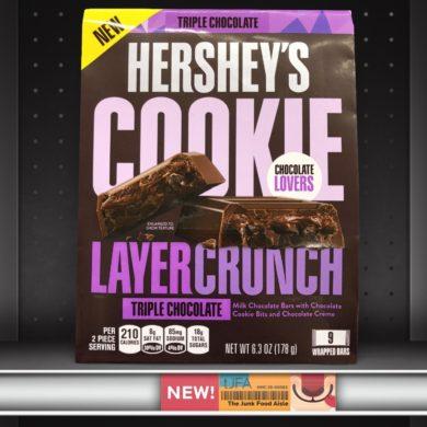 Hershey's Cookie Layer Crunch Triple Chocolate