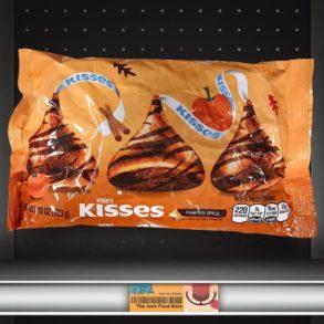 Hershey's Kisses Pumpkin Spice