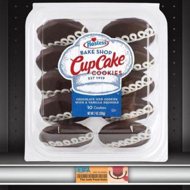 Hostess Bake Shop CupCake Cookies