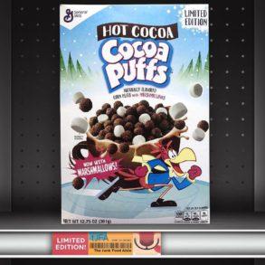 Hot Cocoa Cocoa Puffs
