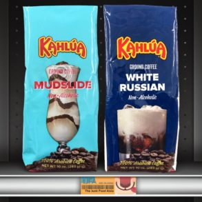 Kahlúa White Russian and Mudslide Ground Coffee