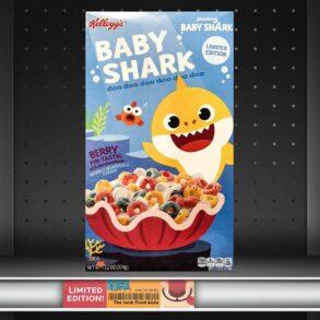 Kellogg's Baby Shark Cereal