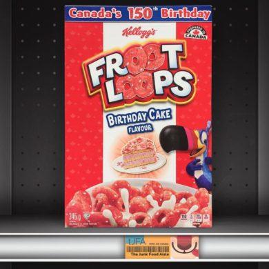 Kellogg's Birthday Cake Froot Loops