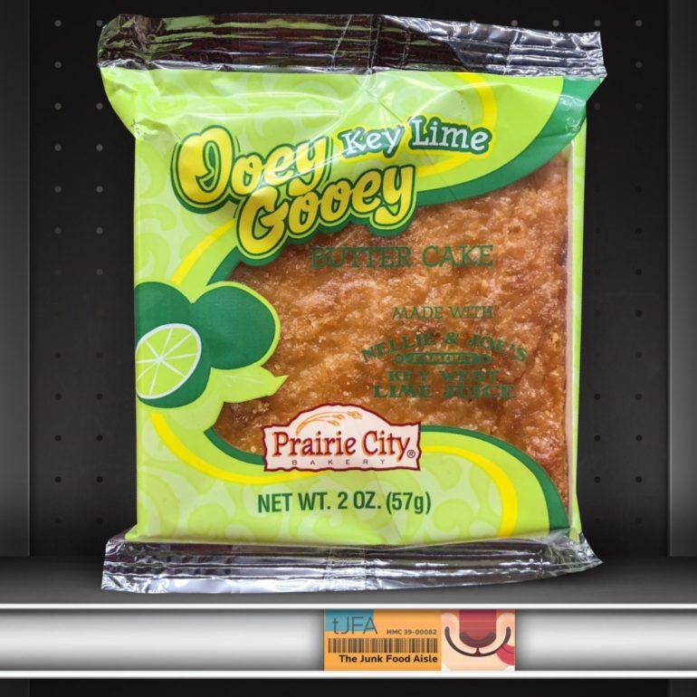 Key Lime Ooey Gooey Butter Cake