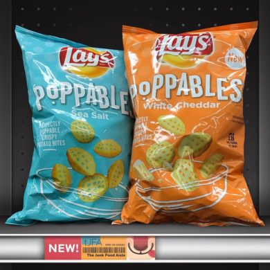 Lay's Poppables White Cheddar and Sea Salt