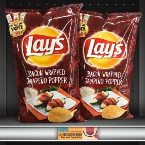 Lay's Bacon Wrapped Jalapeño Popper Chips