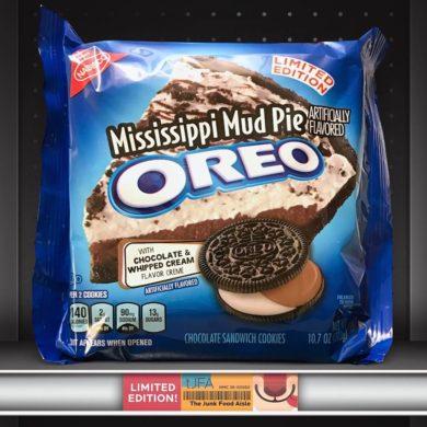 Mississippi Mud Pie Oreo