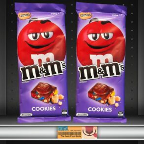 M&M's Cookies Chocolate Bar [Australia]
