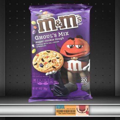 M&M's Ghoul's Mix Sugar Cookie Dough