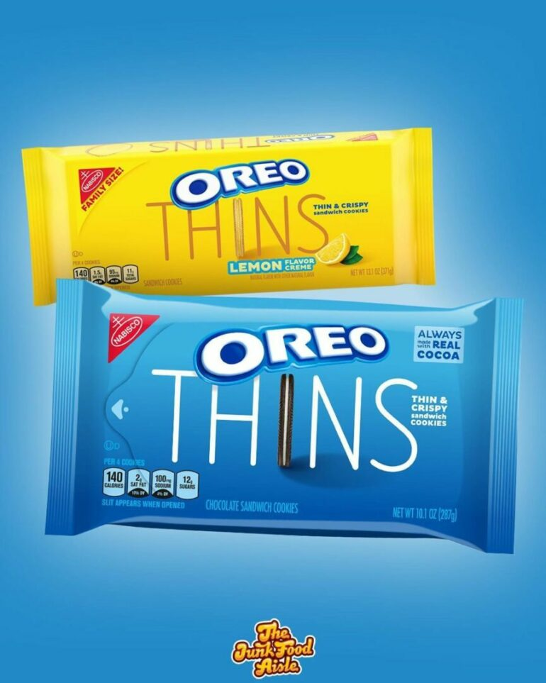Oreo Contest Lets Fans Vote For Their Favorite Amount of Stuf!
