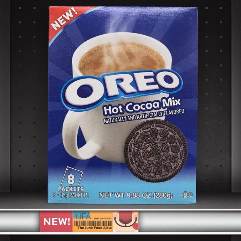 Oreo Hot Cocoa Mix