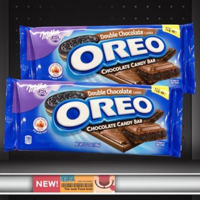 Oreo Milka Double Chocolate Candy Bar