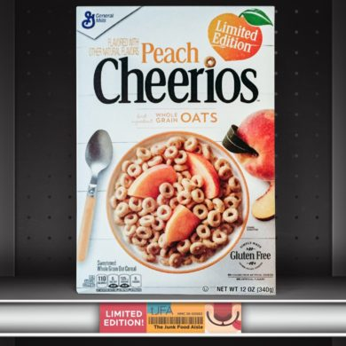 Peach Cheerios