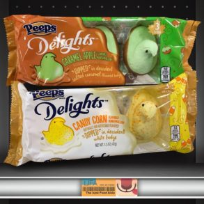 Peeps Delights Caramel Apple and Candy Corn