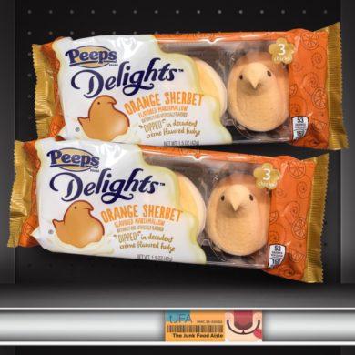 Peeps Delights Orange Sherbet