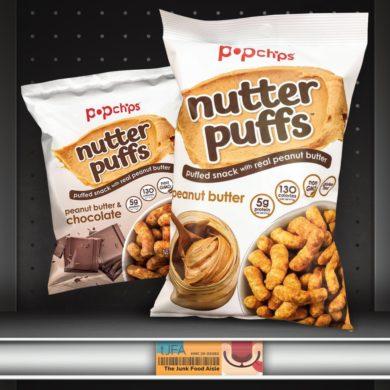 Popchips Nutter Puffs