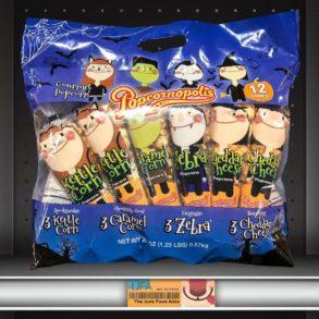 Popcornopolis Gourmet Popcorn Halloween Pack