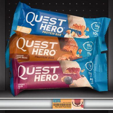 Quest Hero Protein Bars