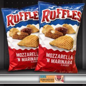 Ruffles Mozzarella 'N Marinara