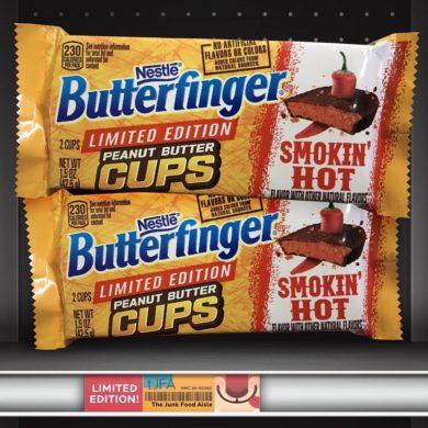 Smokin' Hot Butterfinger Peanut Butter Cups