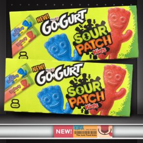 Sour Patch Kids Go-Gurt