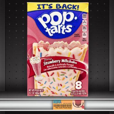 Strawberry Milkshake Pop-Tarts