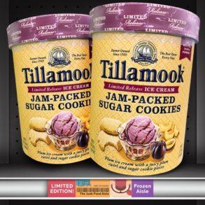 Tillamook Jam-Packed Sugar Cookies