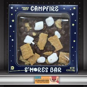 Trader Joe's Campfire S'mores Bar