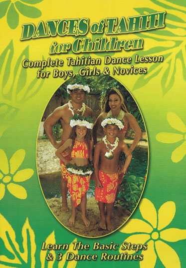 Dances Tahiti for Children instructional video