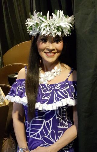 Taina Passmore- Hawaii Hula