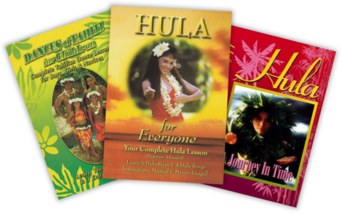 Hula & Tahitian Dance Instructional Videos