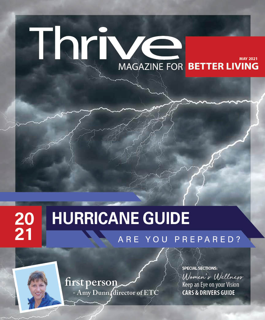 May 2021 Issue of Thrive Magazine