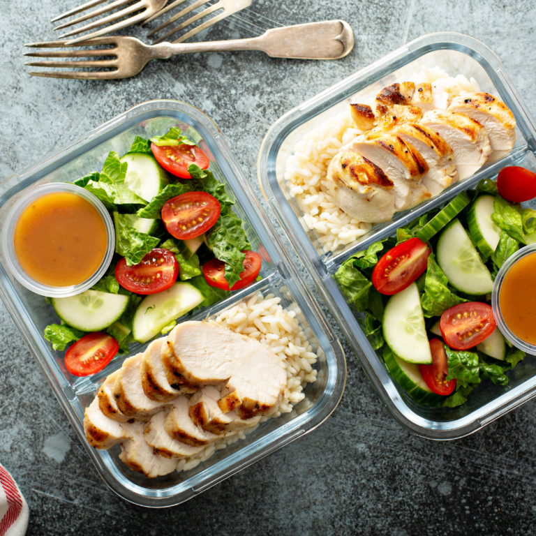 Meal Prep Mindfully For Weight Loss