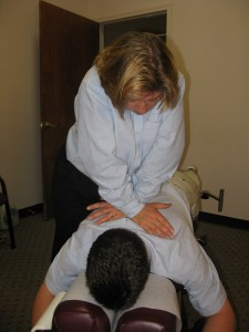 DrJane Chiropractic Adjustments