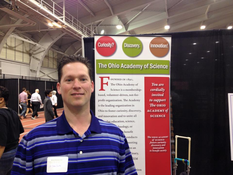 Chiropractic at Ohio State Science Day