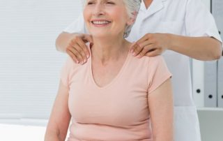 Massage therapy benefits older elderly