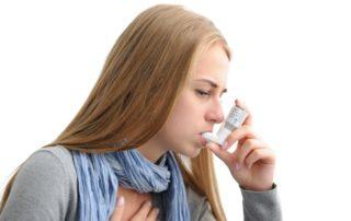 massage, asthma