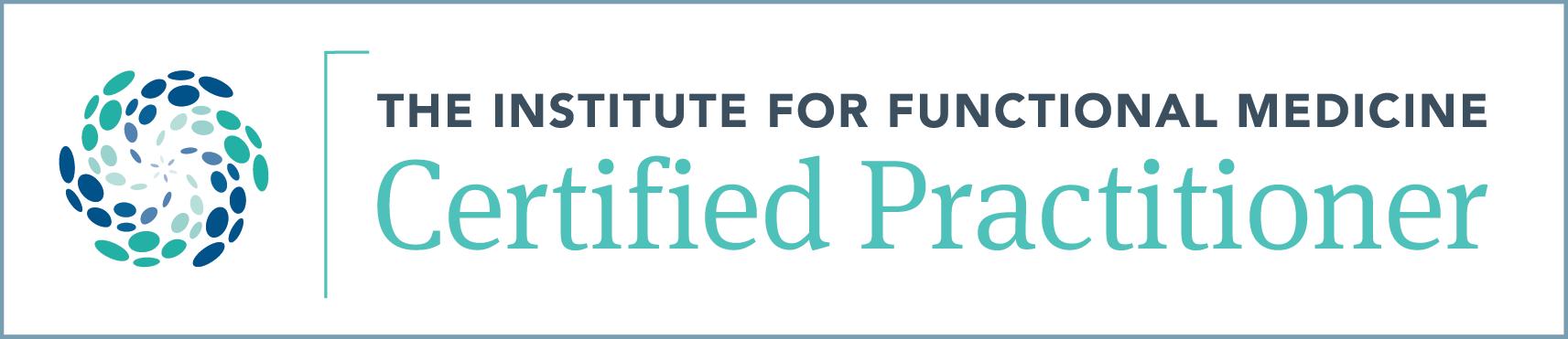IFM certified functional medicine practitioner logo