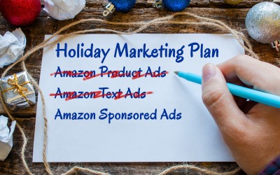 Will Amazon Pay Per Click Ad Changes Affect Your eCommerce Holiday Plans?