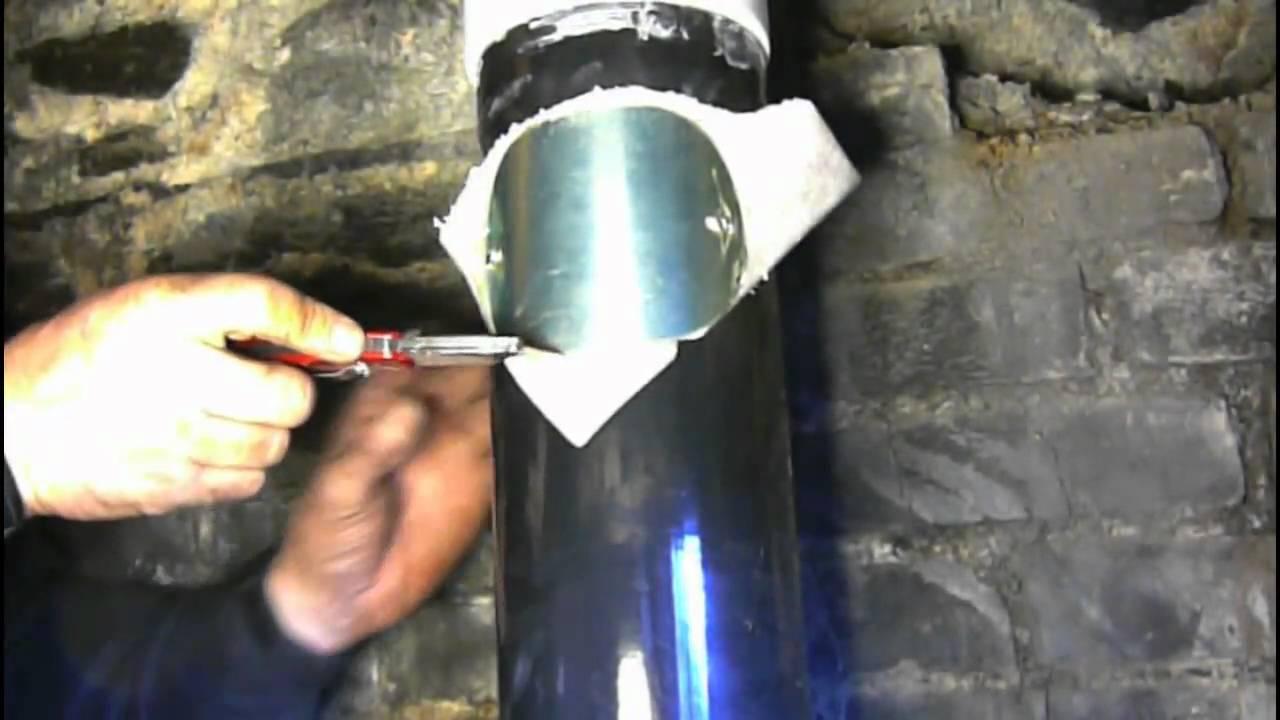 Boiler Flue Cleaning