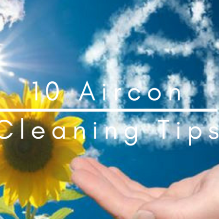 10 Aircon Cleaning Service Tips