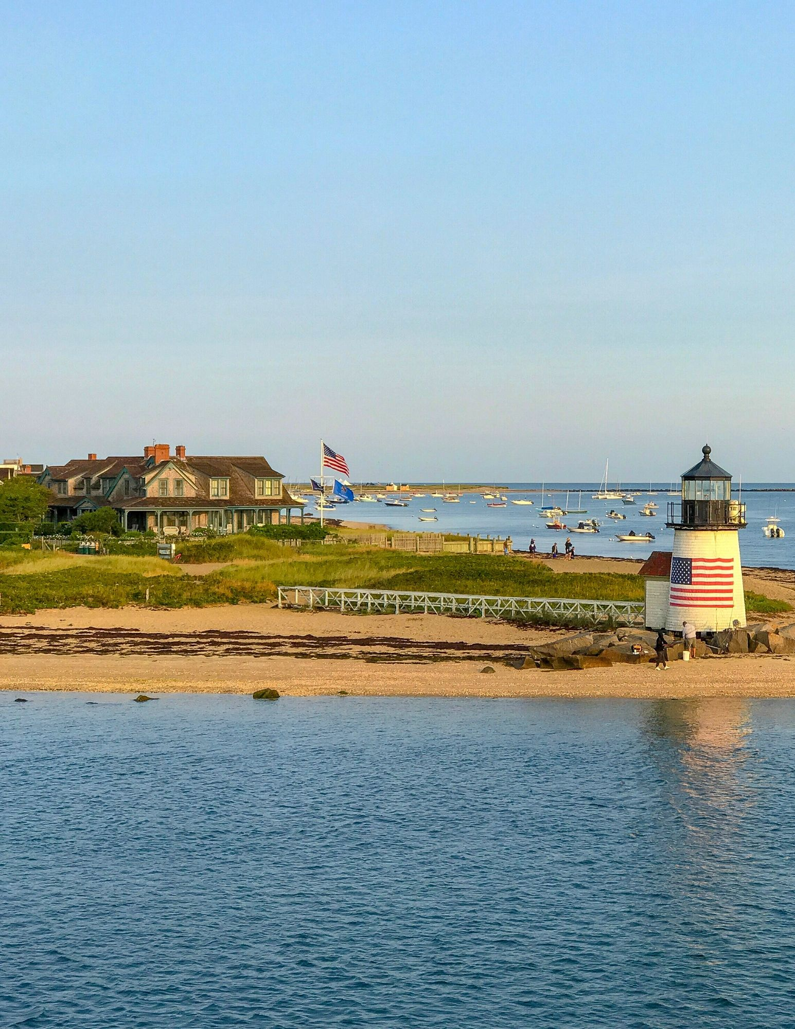Scenes from Nantucket Brant Point-2