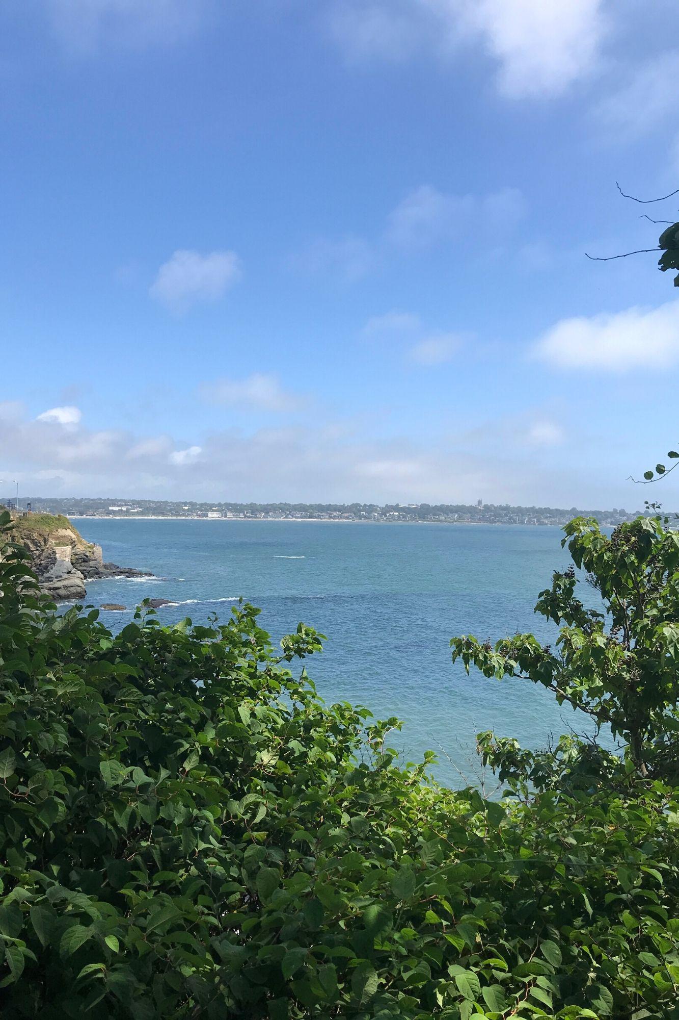 Cliff Walk in Newport Rhode Island-11
