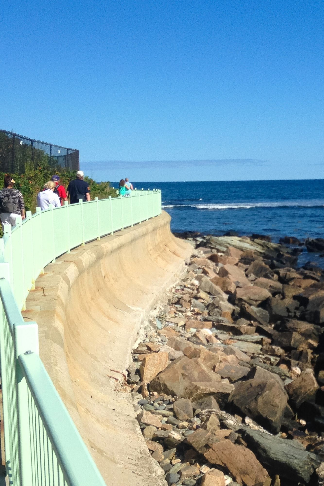 Cliff Walk in Newport Rhode Island-18