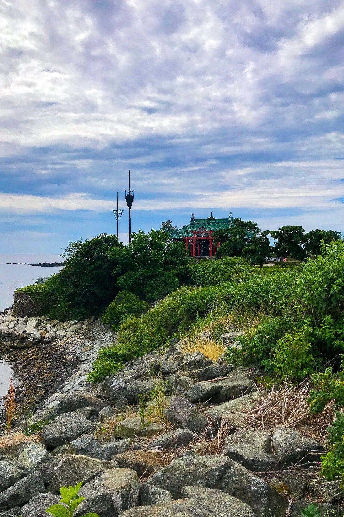 Cliff Walk in Newport Rhode Island-22