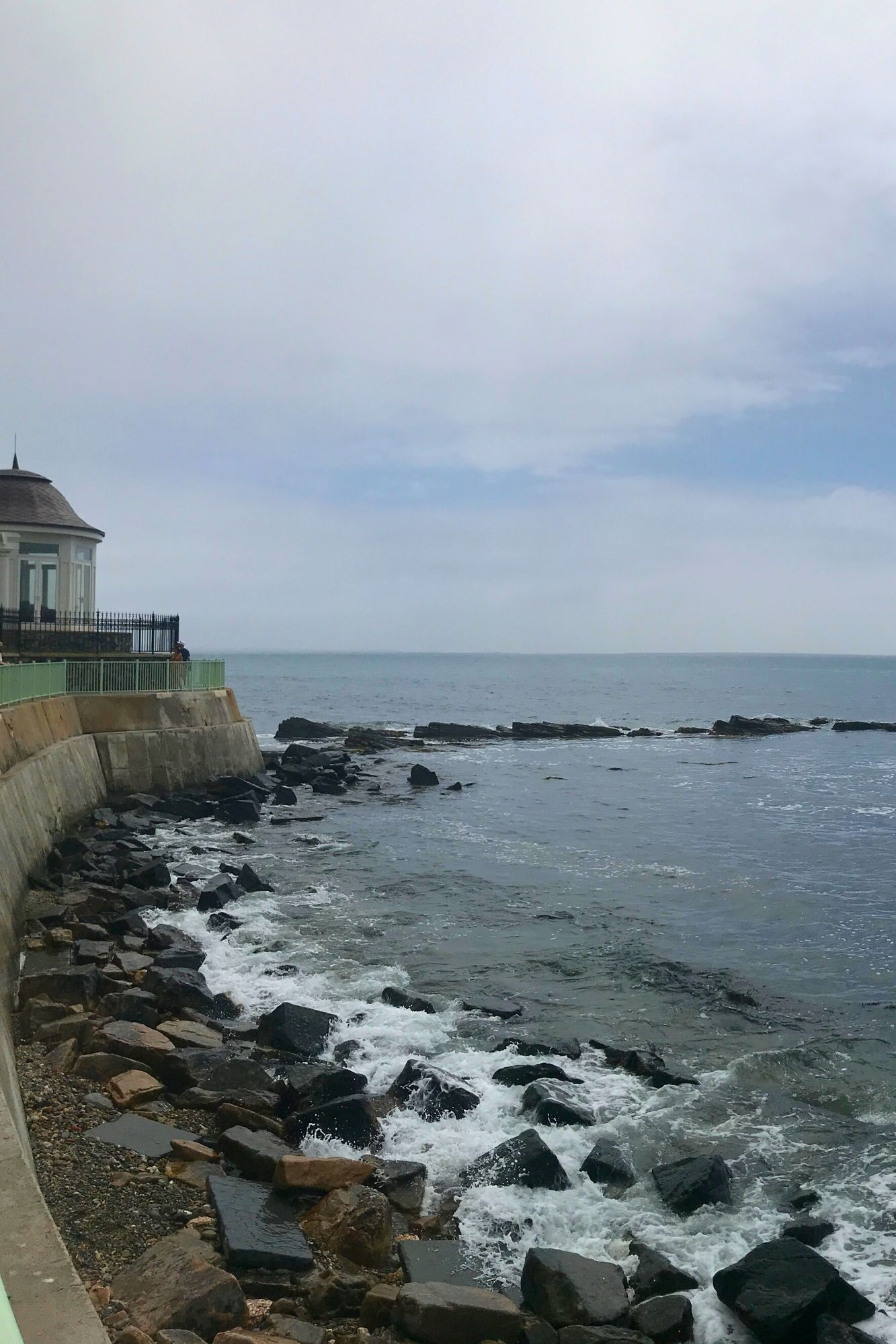 Cliff Walk in Newport Rhode Island-24