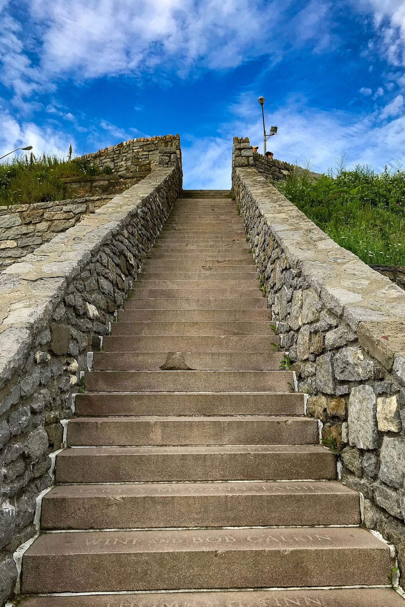 Cliff Walk in Newport Rhode Island-8