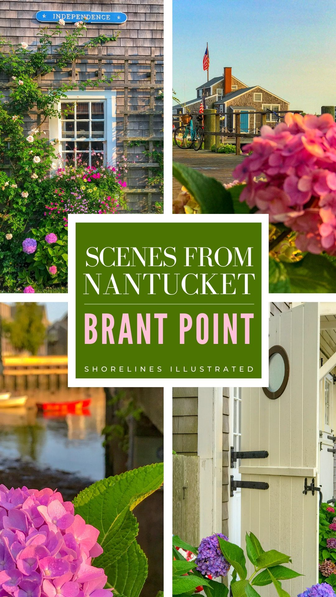 Scenes from Nantucket Brant Point PIN-3