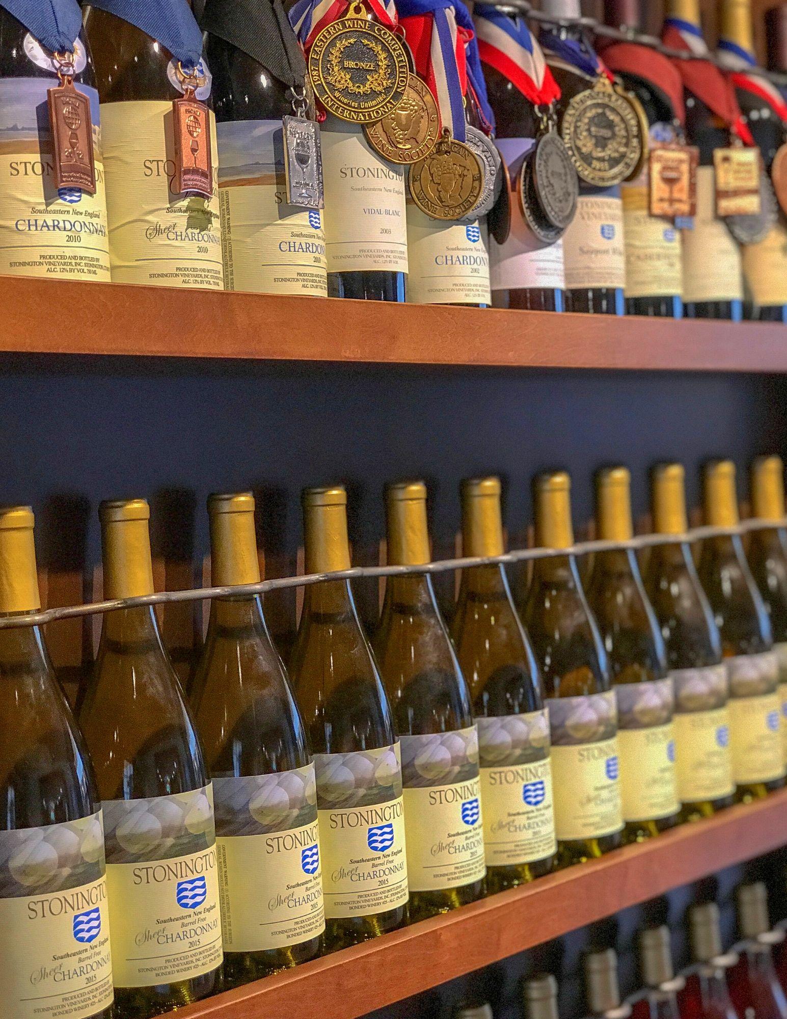 Stonington Vineyards CT Wine Trail-13